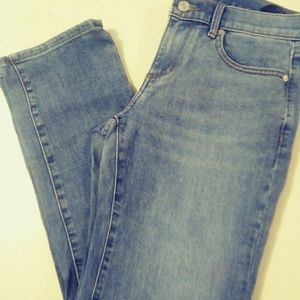 Banana Republic Blue Premium Denim Jeans sz25
